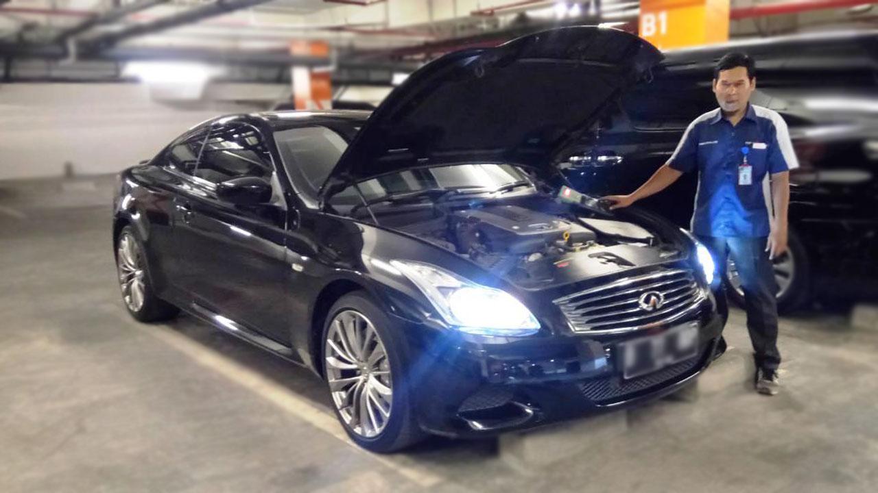 Aki untuk Mercedes Benz